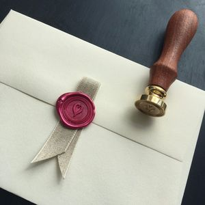 Heart Wax Stamp - wax seals
