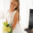 Maryanne Flower Girl Dress ~ Lilly Love Collection