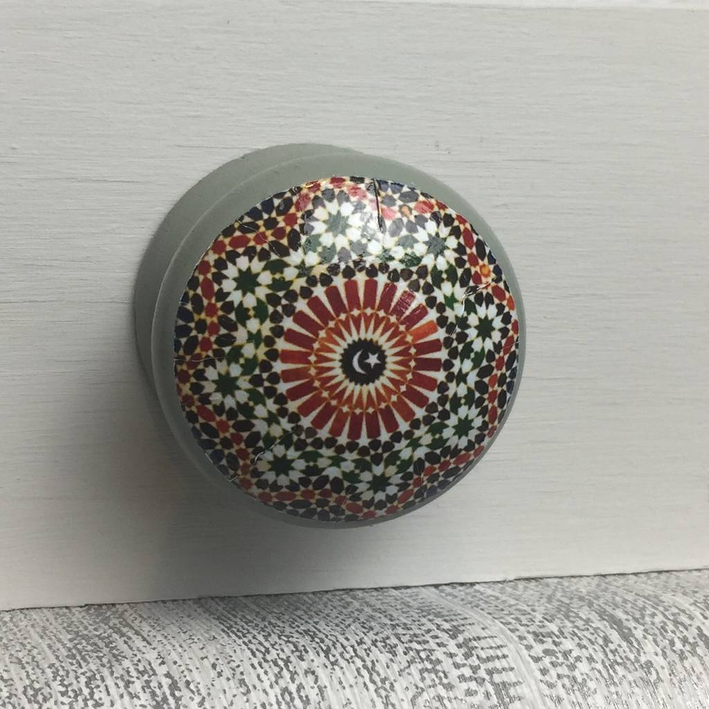 amira\' moroccan cupboard door knobs by surface candy ...