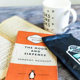 Coffee And Book Club Subscription Gift - food & drink