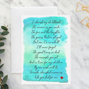 Cherished Childhood Memories Card