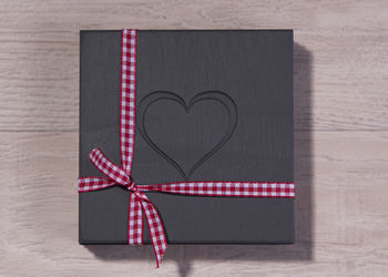 Heart Engraved Slate Coasters