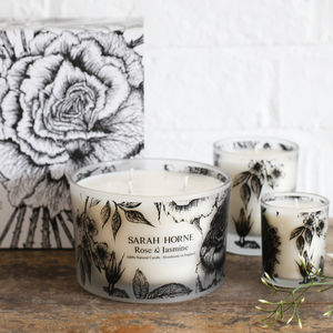 Giftboxed Scented Candle Collection