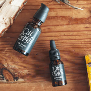 Kintsugi Beard Oil - hair care