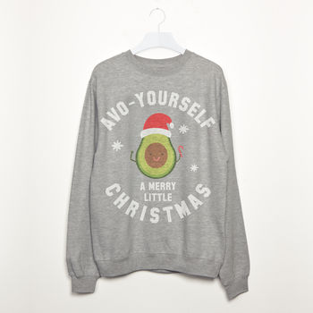 Avo Yourself A Merry Christmas Women's Sweatshirt