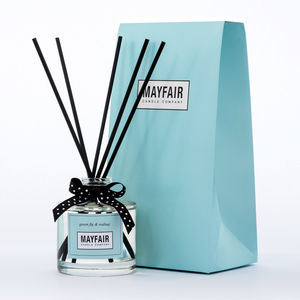 Green Fig And Walnut Reed Diffuser 200ml