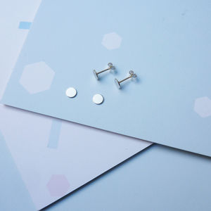 Dot Studs - earrings