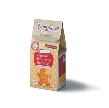 Gingerbread Baking Mix