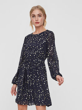 Divia Long Sleeve Dress