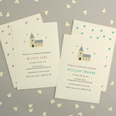 Personalised Christening Invitations - christening