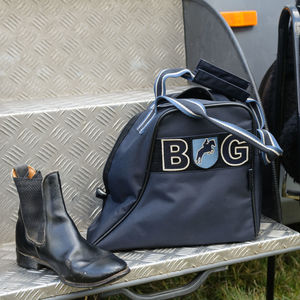 Personalised Jodhpur Boot Bag - mens