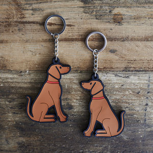 Vizsla Key Ring - keyrings