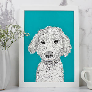 Pet Portraits - prints & art sale