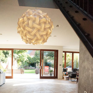 Ceiling and table lampshades notonthehighstreet extra large light shade smarty lamps elektra lampshades aloadofball Gallery