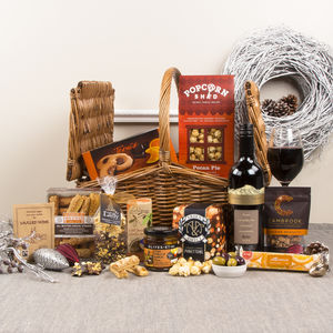 Fireside Feast Christmas Picnic Hamper