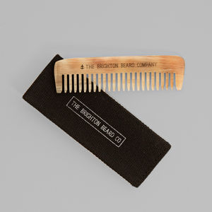 Ox Horn Beard Comb - hair care