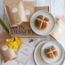 Make Your Own Vegan Hot Cross Buns Kit