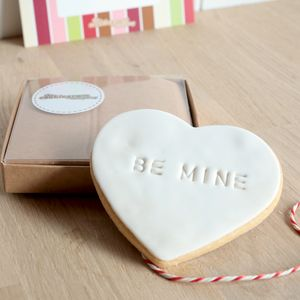 Be Mine Cookie Gram