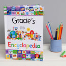 Personalised Encyclopedia: Baptism/1st Birthday Gift