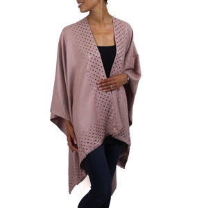 Black Diamond Coated Poncho