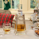 Manhattan Single Malt Glass Decanter