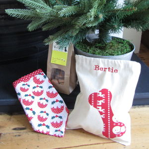 Christmas Sack For Dogs - gifts for your pet