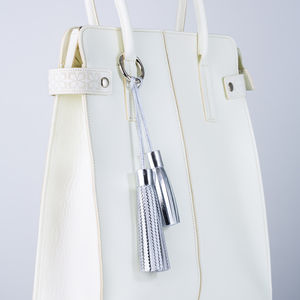 Leather Bag Tassel