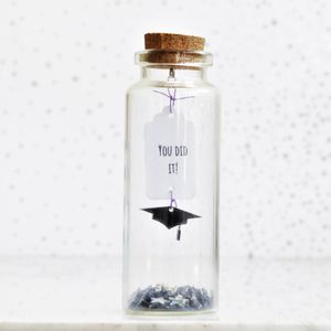 Graduation Gift Tiny Message In A Bottle - our top new picks