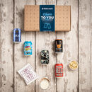 Cheers To You Craft Beer Gift Box