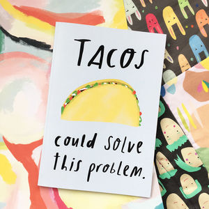 Tacos Notebook