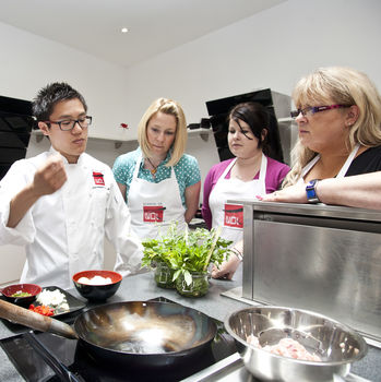Three Hour Asian Cookery Class And Signed Cookbook