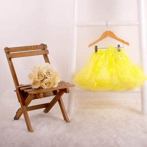 Sunshine Pettiskirt Tutu - pretend play & dressing up