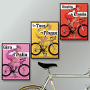 Cycling Grand Tour Posters, Tour De France