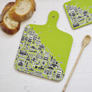 Brighton Green Mini Chopping Board