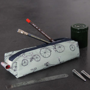 Bicycle Pencil Case