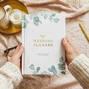 Wedding Planner Book Eucalyptus | Engagement Gift