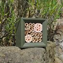 Handcrafted Square Bee Hotel