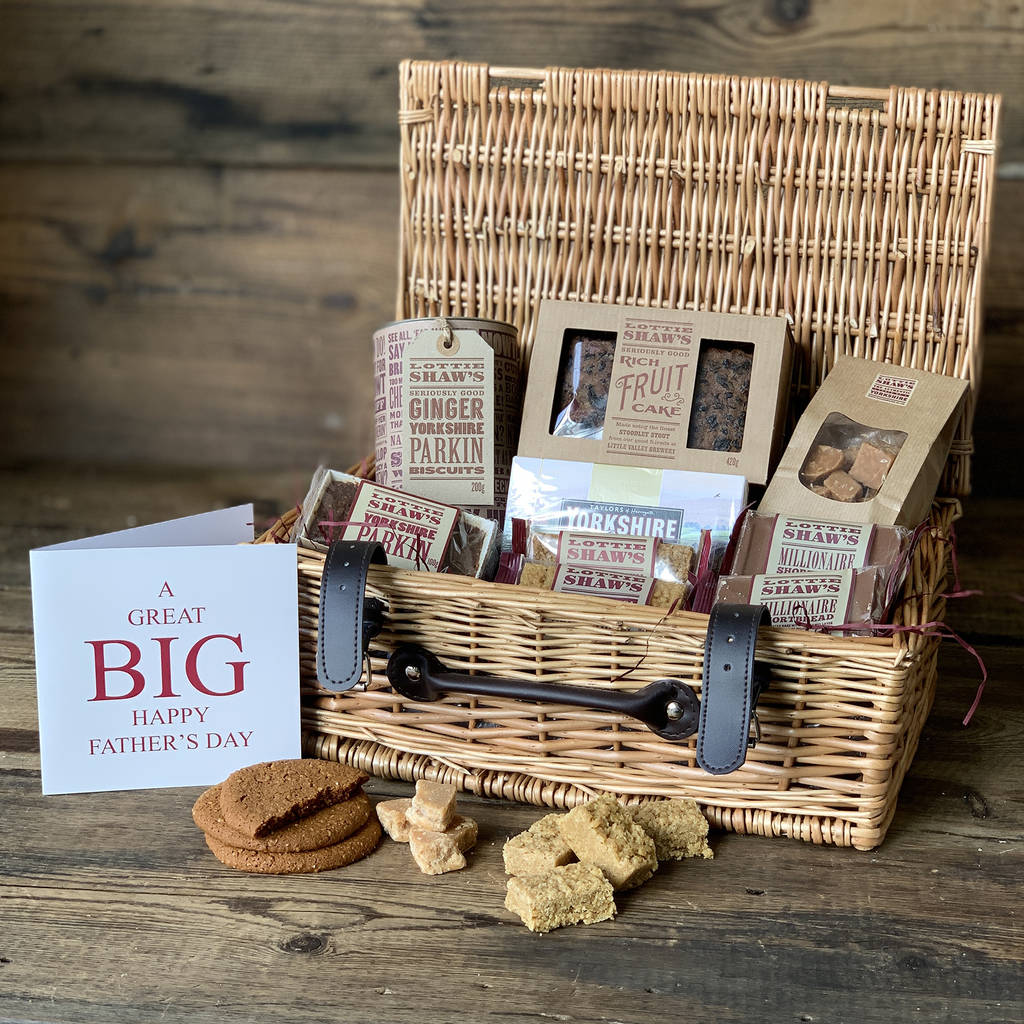 Father's Day Hamper Basket