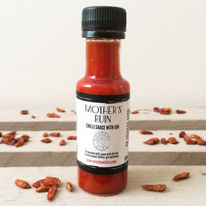 'Mother's Ruin' – Gin And Chilli Sauce - food & drink
