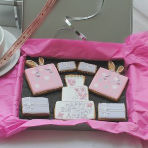 Personalised Happy Birthday Tin For Her - 30th birthday gifts
