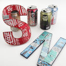 Decorative Drinks Can Letters