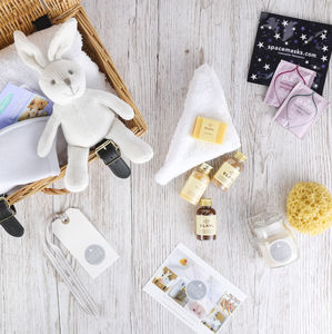 The Pamper Gift Hamper Or Bundle A New Mum Gift Set