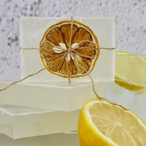 Gin And Tonic Lovers Handmade Personalised Soap - winter sale