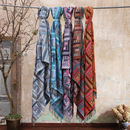Colorful Merino Wool Throws Marta