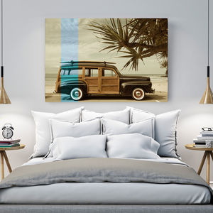 Going To California, Canvas Art