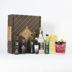 Classic Gin Cocktail Set - wines, beers & spirits