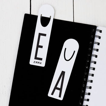 Personalised Initial Bookmark