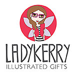 Ladykerry Illustrated Gifts logo