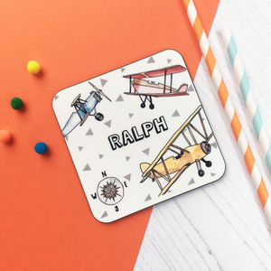 Aeroplane Coaster - tableware