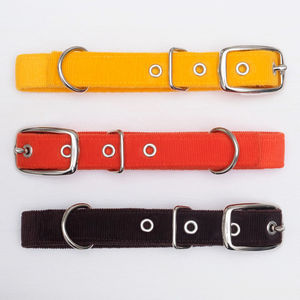 Corduroy Dog Collar - pets sale